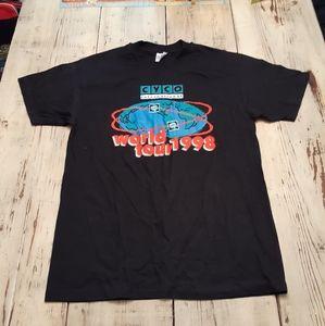 CYCO International World Tour 1998 Tee